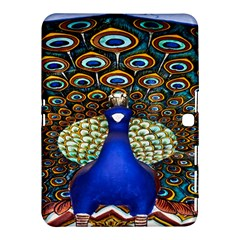 The Peacock Pattern Samsung Galaxy Tab 4 (10.1 ) Hardshell Case