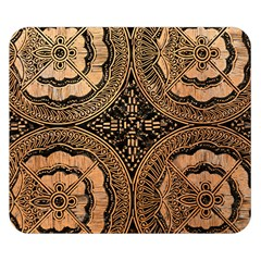 The Art Of Batik Printing Double Sided Flano Blanket (Small)  by Zeze