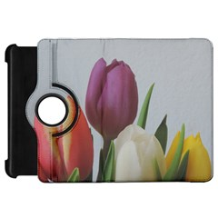 Tulips Kindle Fire HD Flip 360 Case by picsaspassion