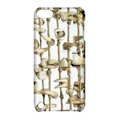 Hanging Human Teeth Dentist Funny Dream Catcher Dental Apple Ipod Touch 5 Hardshell Case With Stand by yoursparklingshop