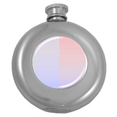 Colorful colors Round Hip Flask (5 oz) by picsaspassion