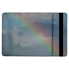 Rainbow In The Sky Ipad Air Flip by picsaspassion