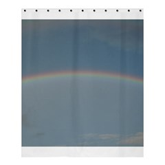 Colorful Rainbow Shower Curtain 60  X 72  (medium)  by picsaspassion