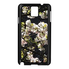 Japanese Cherry Blossom Samsung Galaxy Note 3 N9005 Case (black) by picsaspassion