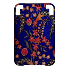 Texture Batik Fabric Kindle 3 Keyboard 3G by Zeze