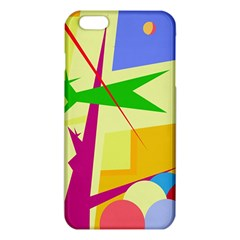 Colorful Abstract Art Iphone 6 Plus/6s Plus Tpu Case by Valentinaart