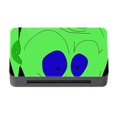Alien By Moma Memory Card Reader With Cf by Valentinaart