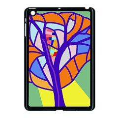 Decorative Tree 4 Apple Ipad Mini Case (black) by Valentinaart