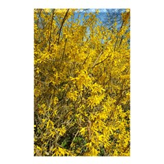 Nature, Yellow Orange Tree Photography Shower Curtain 48  X 72  (small)  by yoursparklingshop
