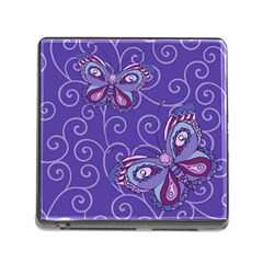 Butterfly Memory Card Reader (square) by olgart