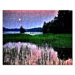 SUNSET PUZZLE  :   Puzzle - Jigsaw Puzzle (Rectangular)