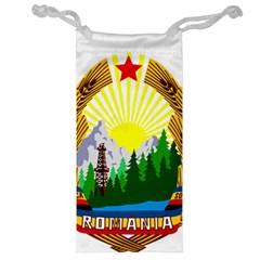 National Emblem Of Romania, 1965 1989  Jewelry Bags by abbeyz71