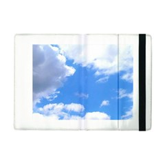 Summer Clouds and blue sky iPad Mini 2 Flip Cases by picsaspassion