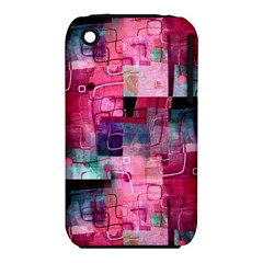 My Beautiful Mess Apple iPhone 3G/3GS Hardshell Case (PC+Silicone) by KirstenStar