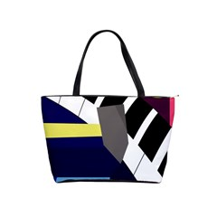 Hard Shoulder Handbags by Valentinaart