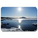Winter Lite:  Format: Set Matching  Doormat Template s Product - Large Doormat