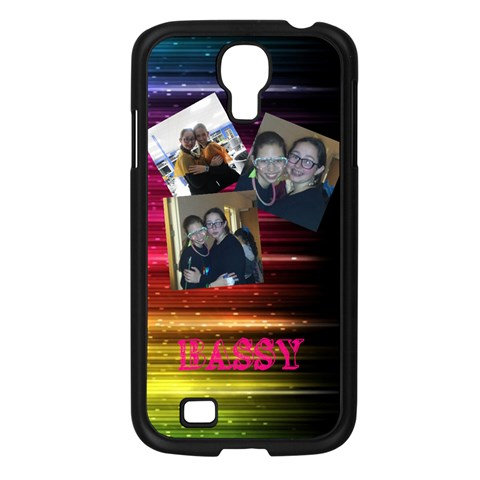 Bassy By Bk   Samsung Galaxy S4 I9500/ I9505 Case (black)   Xr3fmgjqft7a   Www Artscow Com Front