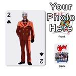 Ace Attorney - Playing Cards 54 Designs