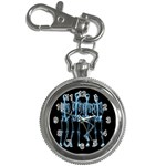 Adventure Time Cover Key Chain Watches
