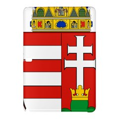 Medieval Coat Of Arms Of Hungary  Samsung Galaxy Tab Pro 12 2 Hardshell Case by abbeyz71