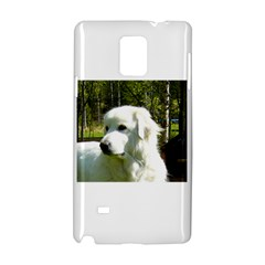 Great Pyrenees Samsung Galaxy Note 4 Hardshell Case by TailWags