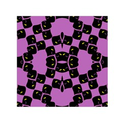 Flower Of Life Small Satin Scarf (square) by MRTACPANS