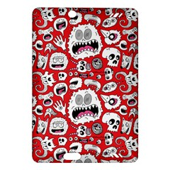 Another Monster Pattern Amazon Kindle Fire HD (2013) Hardshell Case by AnjaniArt
