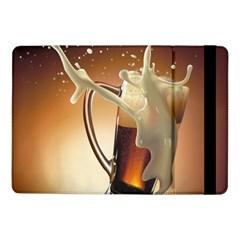Beer Wallpaper Samsung Galaxy Tab Pro 10 1  Flip Case by AnjaniArt