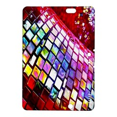 Multicolor Wall Mosaic Kindle Fire HDX 8.9  Hardshell Case by Zeze