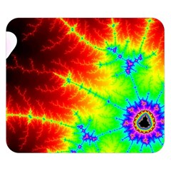 Misc Fractals Double Sided Flano Blanket (Small)  by Zeze