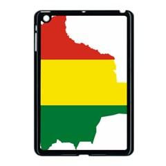 Flag Map of Bolivia Apple iPad Mini Case (Black) by abbeyz71