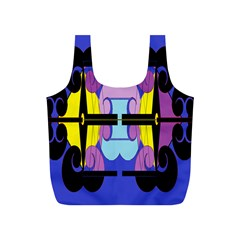 Fgnnjmjhyj Full Print Recycle Bags (s)  by MRTACPANS