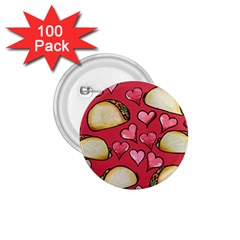 Taco Tuesday Lover Tacos 1.75  Buttons (100 pack)  by BubbSnugg