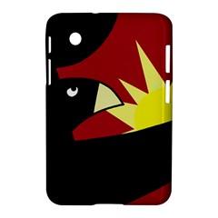 Eagle Samsung Galaxy Tab 2 (7 ) P3100 Hardshell Case  by Valentinaart