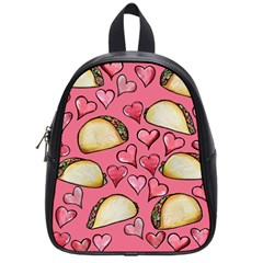 Taco Tuesday Lover Tacos School Bags (small)  by BubbSnugg