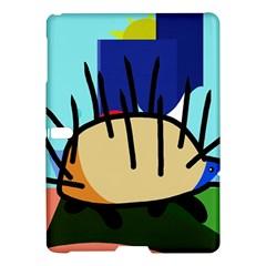 Hedgehog Samsung Galaxy Tab S (10 5 ) Hardshell Case  by Valentinaart
