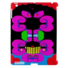 Sssssssm Apple Ipad 3/4 Hardshell Case (compatible With Smart Cover) by MRTACPANS