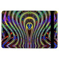 Curves Color Abstract iPad Air 2 Flip by Zeze