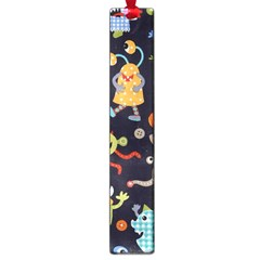 Large Pablic Cartoons Large Book Marks by AnjaniArt