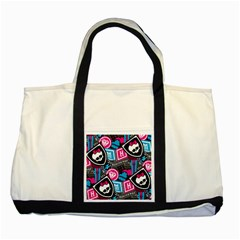 Monster High Two Tone Tote Bag by AnjaniArt