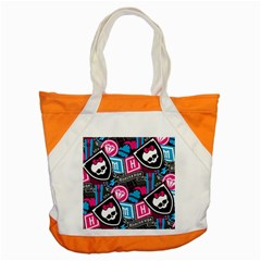 Monster High Accent Tote Bag by AnjaniArt