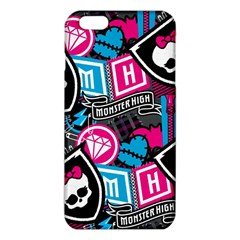 Monster High Iphone 6 Plus/6s Plus Tpu Case by AnjaniArt