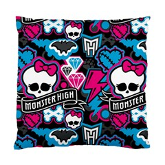 Monster High 03 Standard Cushion Case (One Side) by AnjaniArt