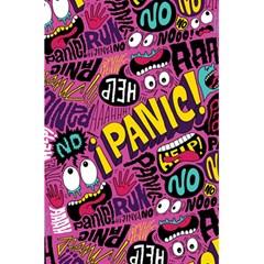 Panic Pattern 5 5  X 8 5  Notebooks by AnjaniArt