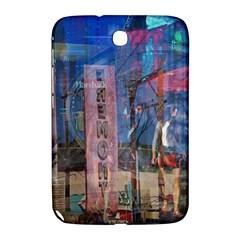Las Vegas Strip Walking Tour Samsung Galaxy Note 8 0 N5100 Hardshell Case  by CrypticFragmentsDesign