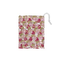 Decor Drawstring Pouches (XS)  by Valentinaart