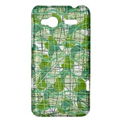 Gray decorative abstraction HTC Radar Hardshell Case  by Valentinaart