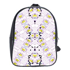 Kratom Fou  School Bags(large)  by MRTACPANS