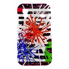 Colorful big bang Samsung Galaxy Ace S5830 Hardshell Case