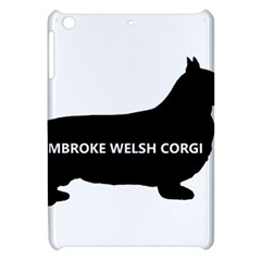 Pembroke Welsh Corgi Silo Name Apple iPad Mini Hardshell Case by TailWags
